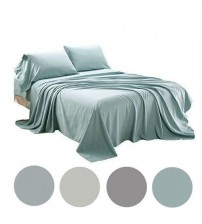 Honeymoon Sheet Set 3 Piece Cotton Touch 200 Thread Count Choose Your Color New GM1M2
