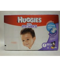 Huggies Diapers Little Movers Best Fitting Design Disney Choose Your Size New