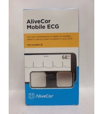 AliveCor Mobile ECG For Your Phone FDA Cleared Track Your Pulse New Open Box MED 427