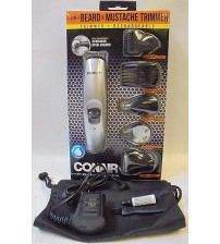 Conair for Men All in One Beard and Mustache Rechargeable Trimmer New in Box  KMC 2448