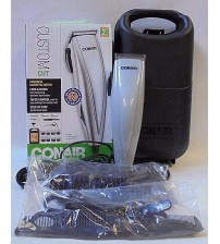 Conair Custom Cut Home Hair Cutting Kit Powerful Magnetic Motor 17 Pieces New MJB 479