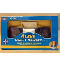 Aleve Direct Therapy Tens Device Wireless Relief Lower Back Pain OPEN BOX