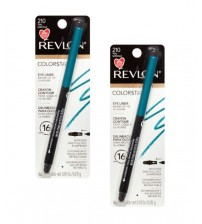 Revlon Eye Liner Crayon ColorStay Waterproof 16 hr Wear *Teal*
