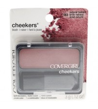 CoverGirl Cheekers Blush, Natural Twinkle 183