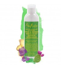 Shea Moisture African Water Mint and Ginger Leave-In Detangler, 8oz