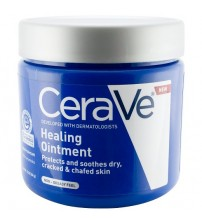 CeraVe Healing Ointment with Bonus Hydrating Cleansing Bar, 12oz