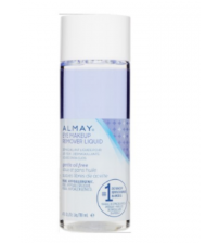 Almay Eye Makeup Remover Liquid, 4 fl oz Bonus Twin Pack
