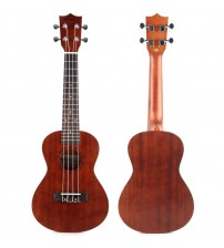 "ADM 23"" Deluxe Mahogany Concert Ukulele with Aquila Strings"