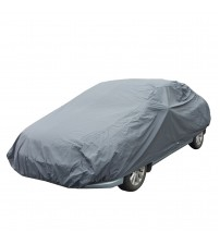 APZONA PE & Cotton Universal Car Cover Size XL Fits Sedans up to 210 inches Water Resistant,UV&Dust Proof