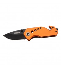 Dispatch Liner Lock Assisted Opening Folding Knife 3.5-Inch Closed DP1013