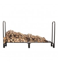 HIO Firewood Rack 5 Foot Fireplace Log Holder FRL5FT