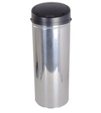 Homeleader® Sensor Dustbin - Automatic Touchless Stainless-Steel Trash Can, 50-Liter