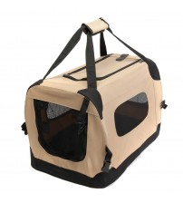 Favorite Top Load Soft Portable Car Travel Vet Visit Pet Dog Cat Carrier - PET090800701