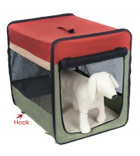 Favorite Top Load Soft Portable Car Travel Vet Visit Pet Dog Cat Carrier - PET090800801