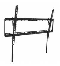 """TechTent Slim Heavy-duty Tilting Wall Mount Bracket with Security Lock For most 32-65"""" LED/ LCD/Plasma flat panel TV"""