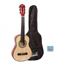 Trendy 30 Inch Classical Guitar (1/2 Size), Package, Basswood, Nature