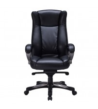 VIVA OFFICE High Back Thick Padded Bonded Leather Office Managerial Chair - Viva3631L1A