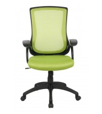VIVA OFFICE® High-Back Green Mesh Adjustable Recliner Office Computer Chair-Viva0569F-Green